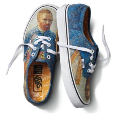 VANS x Van Gogh Museum : la collab réussie entre l'impressionnisme et la street 150*150