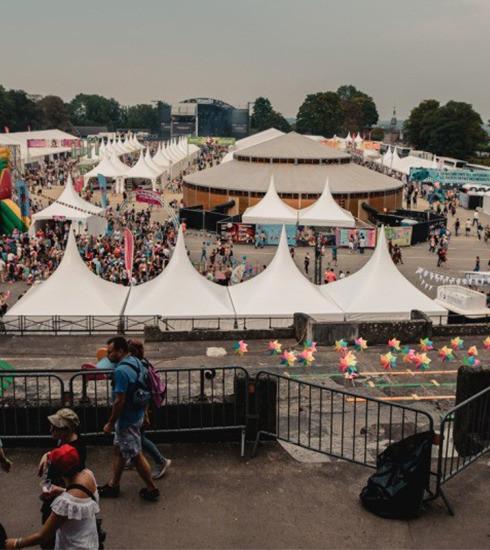 Namur: un week-end placé sous le signe de la culture