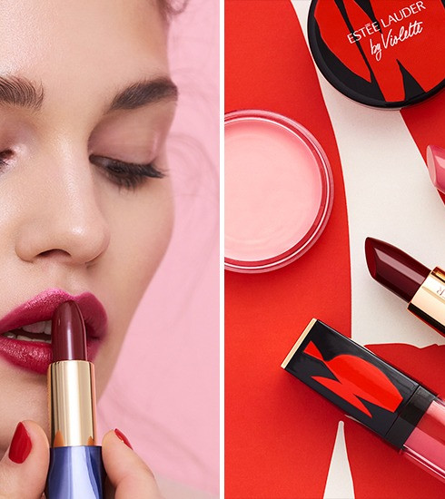 Crush of the day: la collection Poppy Sauvage d'Estée Lauder