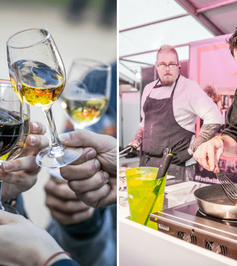 eat! BRUSSELS, drink! BORDEAUX revient du 5 au 8 septembre