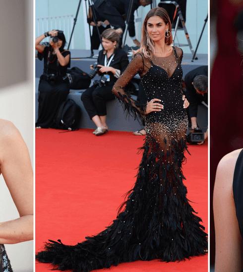 Mostra de Venise 2018: Les plus beaux looks du tapis rouge