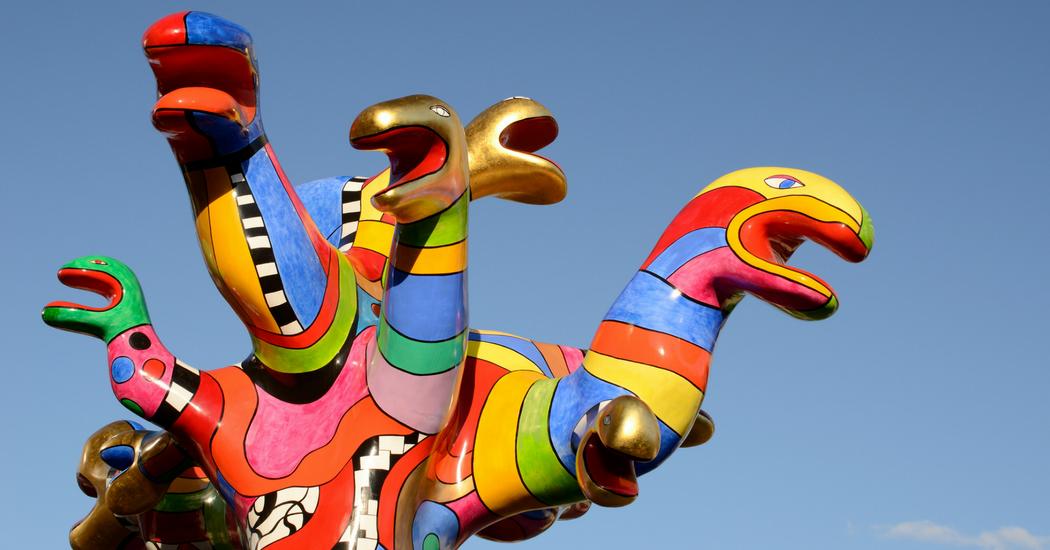 Exposition Niki de Saint Phalle: à Mons, tout est possible!