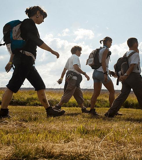 L'Oxfam Trailwalker: 100 kilomètres de marche pour la bonne cause