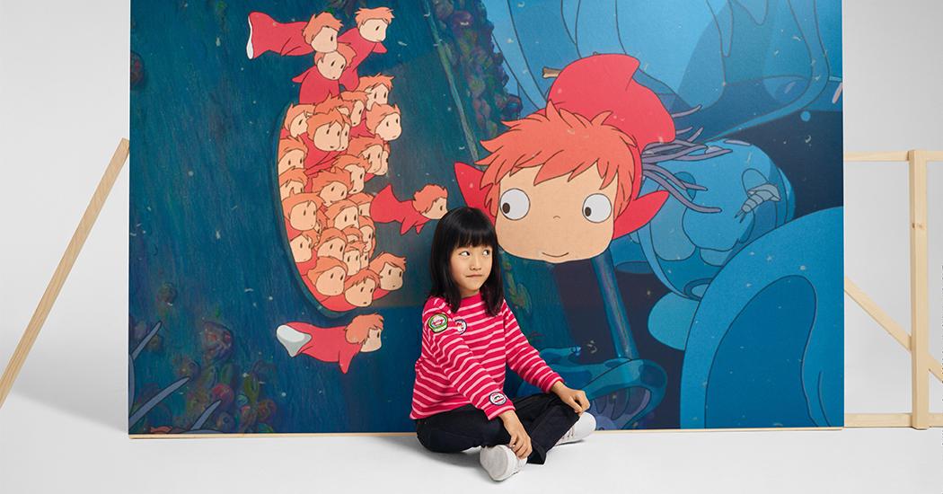 Collab' : Studio Ghibli habille les classiques Petit Bateau de ses personnages fantaisistes