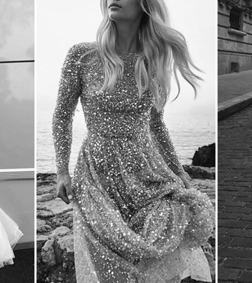 Mariage d'automne: nos inspirations de robes pour chaque type de mariée