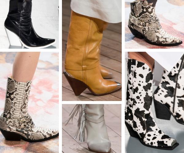 Tendance automne-hiver 2018 : les boots de cowboy sont de retour - 3