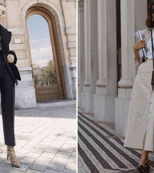 Inspiration: des looks à porter au bureau pour une rentrée sans faux pas