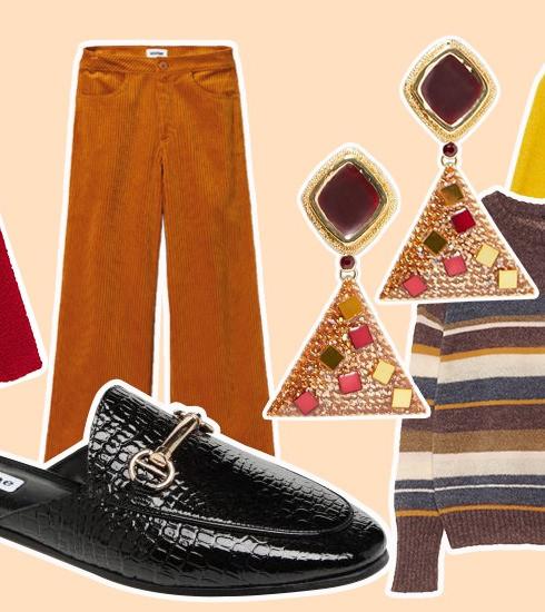 Shopping automne : notre sélection aux couleurs chaudes