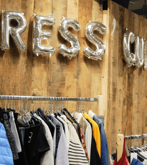 Le concept de vide dressing original Dress'Cup revient ces 27 et 28 septembre