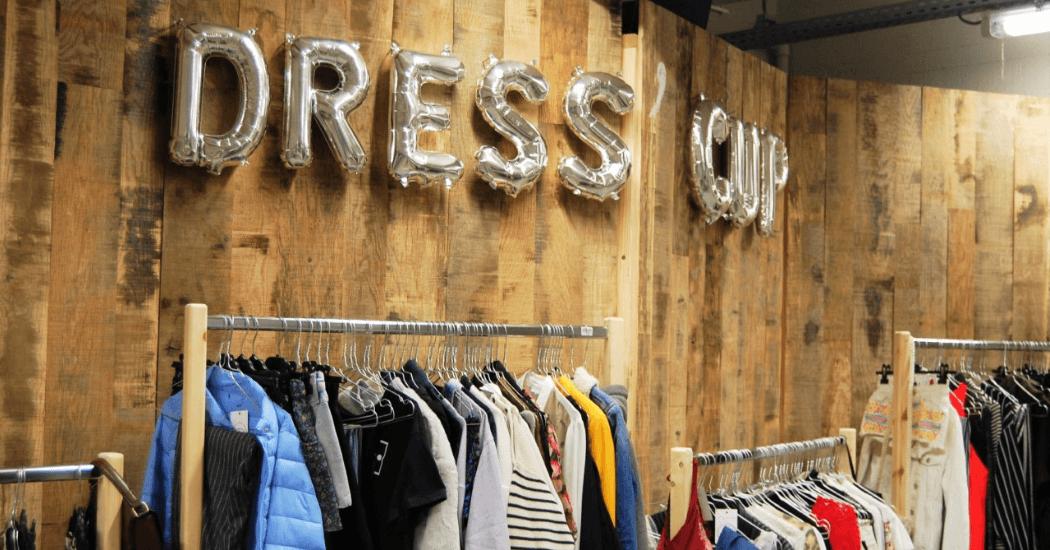 Le concept de vide dressing original Dress'Cup revient ces 27 et 28 septembre