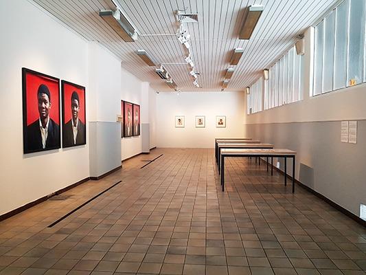expo identités altérités kanal centre pompidou