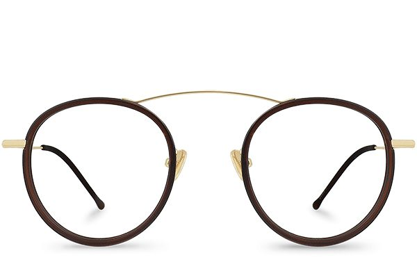 lunettes Gendry brown polette