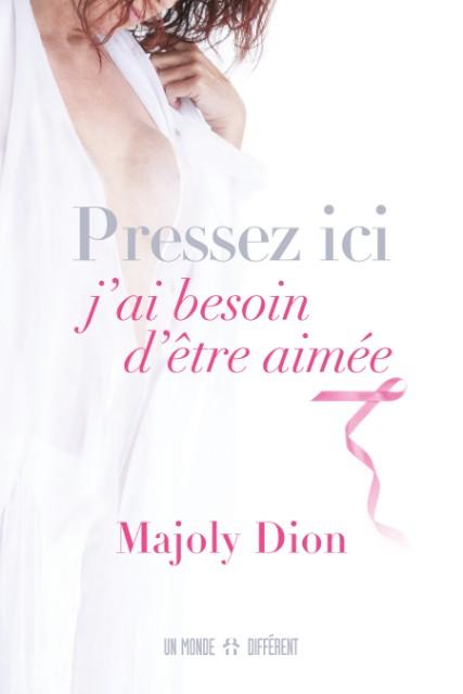 Livre de Majoly Dion sur le cancer