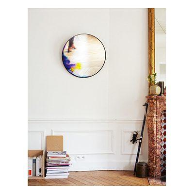 Miroir aquarelle par Constance Guisset