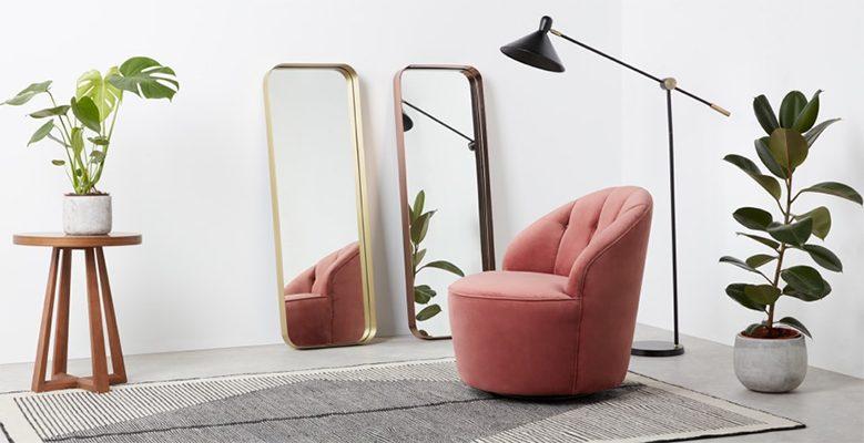 miroir alana made design
