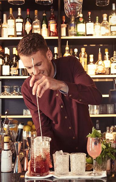 ma jolie restaurant cocktail