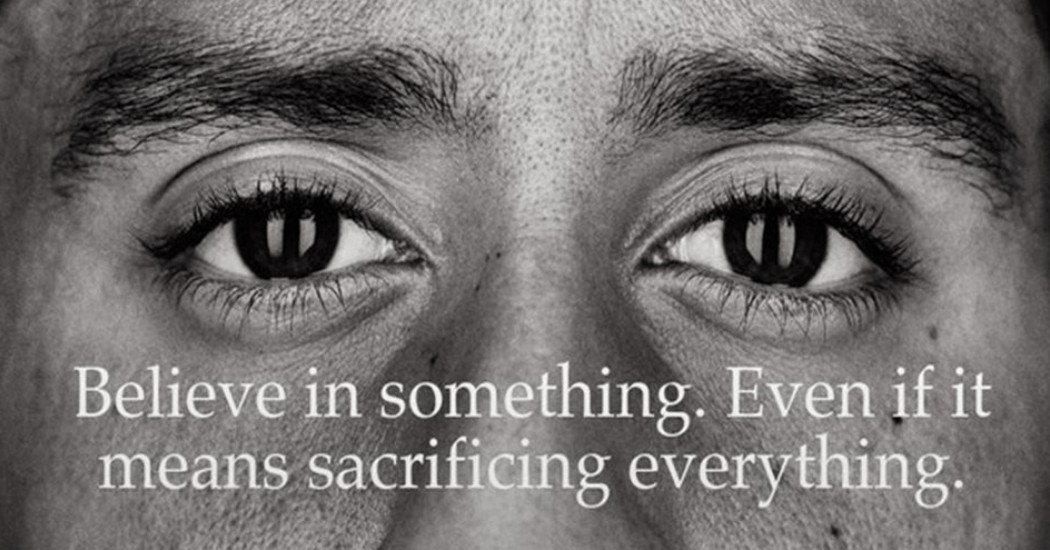 Ce que le soutien de Nike à Colin Kaepernick nous dit sur la mode et la politique