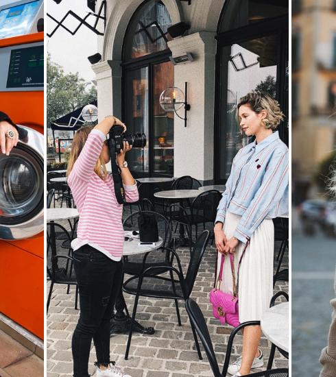 Dans les coulisses d'une photographe de blogueuses mode