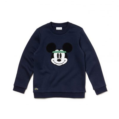 Lacoste x Disney : Mickey s'invite dans une collection capsule anniversaire 150*150