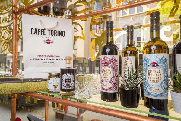 Caffè Torino : votre apéro en live, livré à domicile 150*150