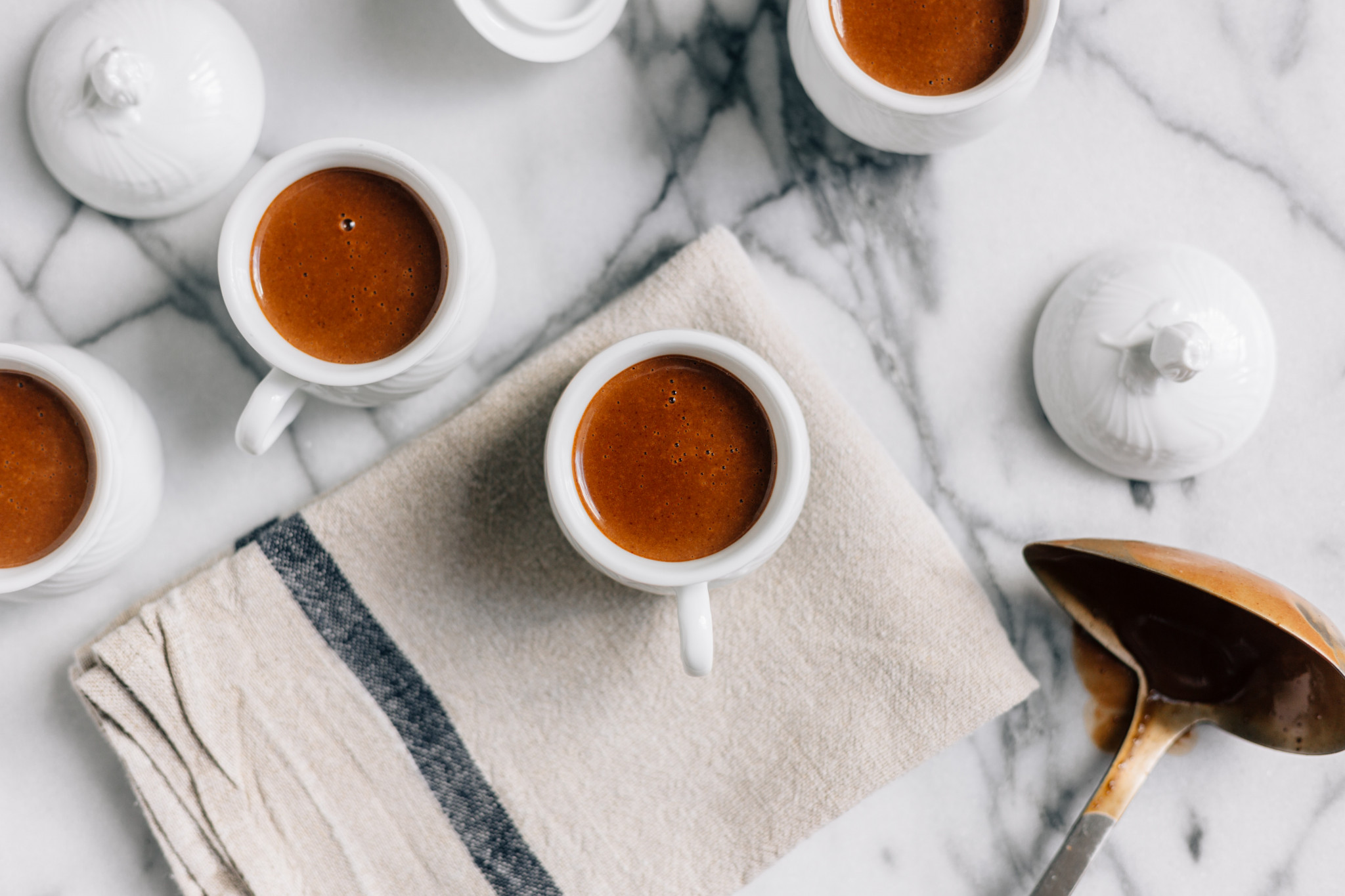 Recettes : 4 boissons chaudes pour un automne tout doux - 4