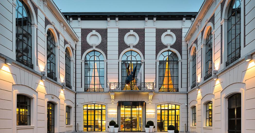 Saint-Valentin : 4 hôtels où séjourner à Liège