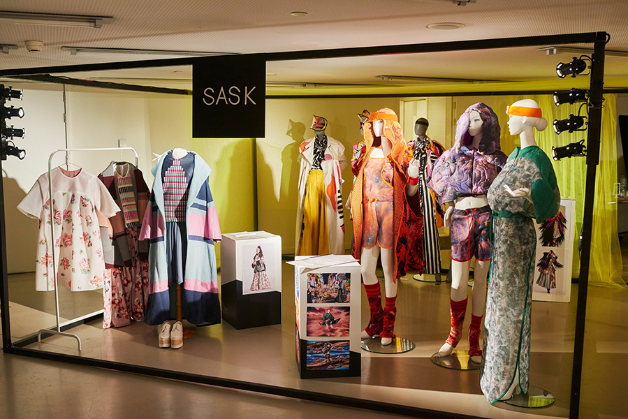 brussels fashion days pop-up store