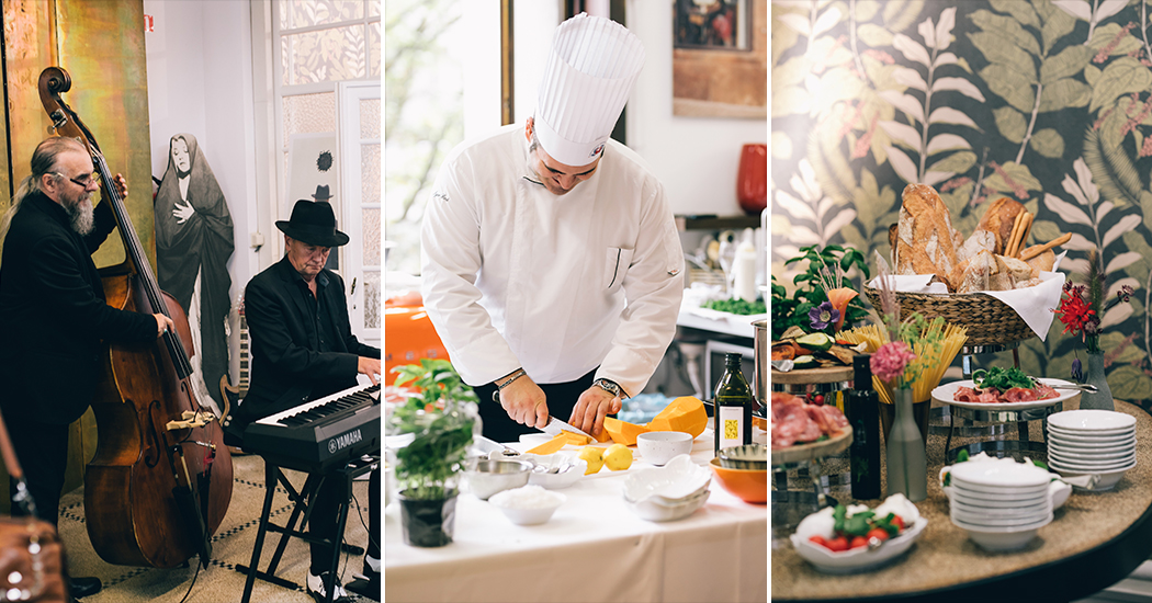 BoCConi A Casa : le restaurant italien qui s'invite dans votre cuisine