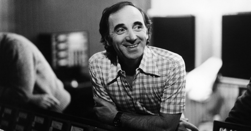Charles Aznavour : non, nous n'oublierons rien