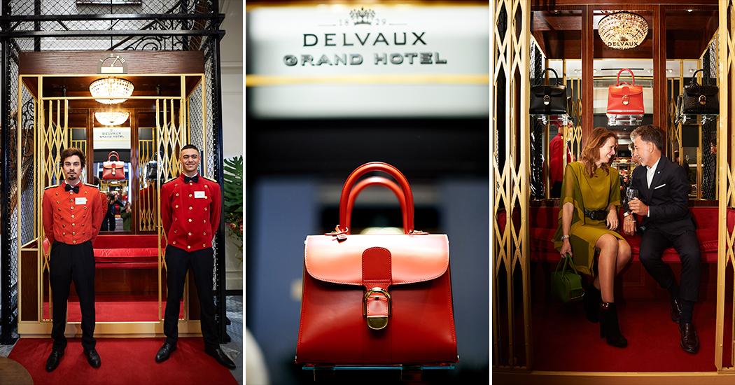 Delvaux fête les 60 ans de son sac Brillant : retour sur une soirée exceptionnelle
