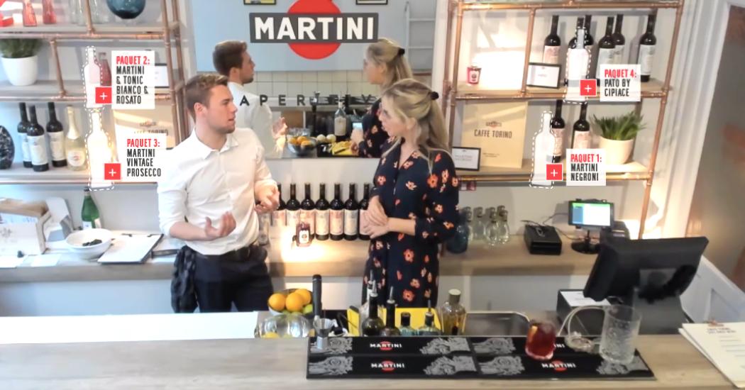 Caffè Torino : votre apéro en live, livré à domicile