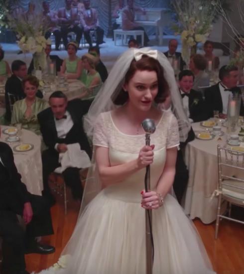 Piquante, comique et libératoire : pourquoi il faut regarder la série «The Marvelous Mrs. Maisel»