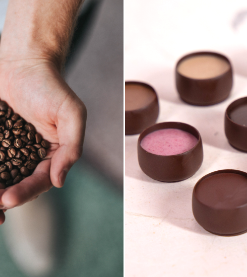 Crush of the day : la Collection Coffee & Pralines de Neuhaus