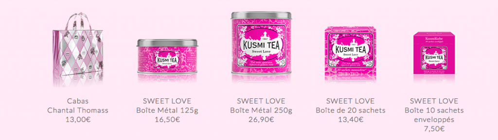 octobre rose kumsi tea
