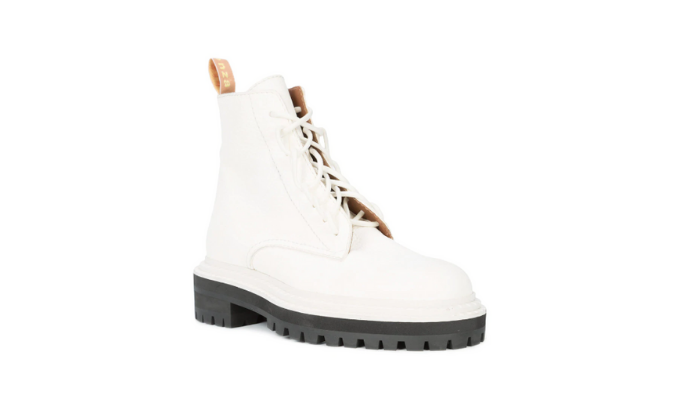 Tendance : le come-back des bottines blanches 150*150