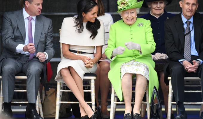 Grossesse royale : les règles strictes que Meghan Markle doit suivre dès maintenant - 1