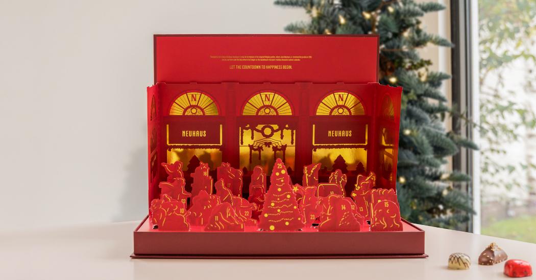 Noël : Les calendriers de l'Avent les plus gourmands pour 2019