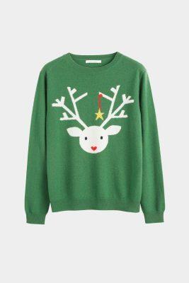pull de Noel moche et design
