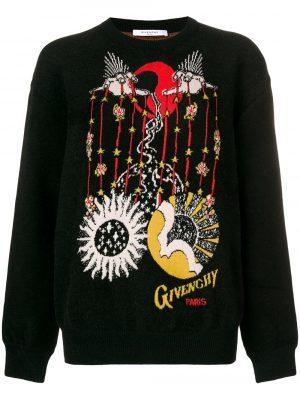 2dd69b71eec 15 versions luxueuses et design du pull moche de Noël - Marie Claire