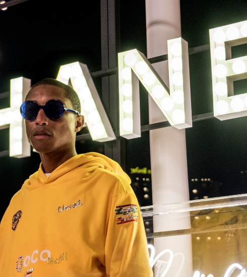 Pharrell Williams x Chanel : la collection capsule, c'est pour 2019!