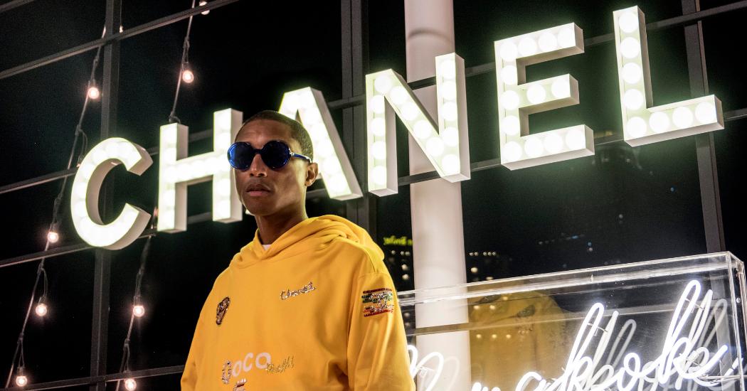 Pharrell Williams x Chanel : la collection capsule, c'est pour 2019!