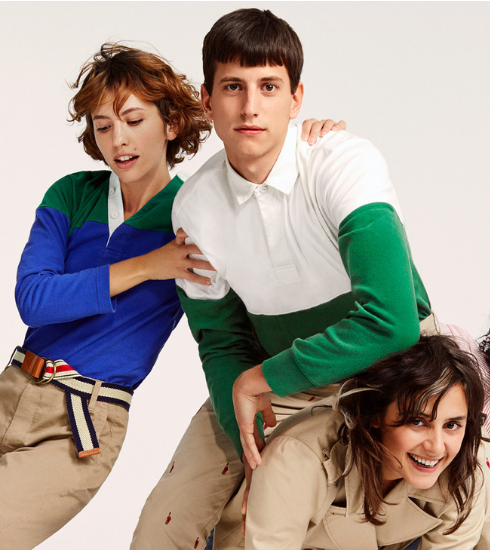 Crush of the day : la collection capsule J.Crew pour les 10 ans de Zalando