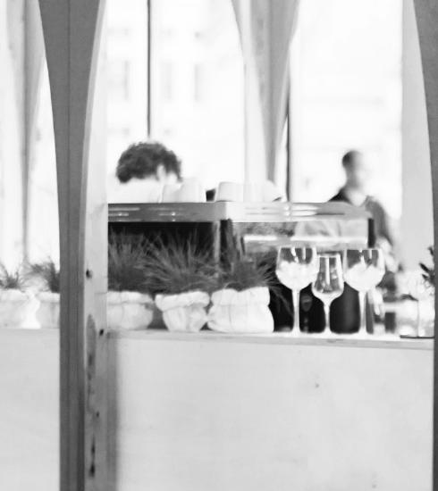 Bruxelles : .Albert ouvre son pop-up restaurant au sein de la foire d'Art Contemporain Internationale «INDEPENDENT»