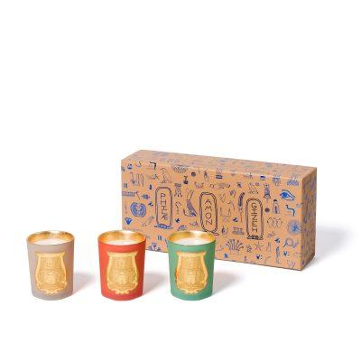 Shopping : 10 bougies de luxe pour se mettre dans l'ambiance des fêtes 150*150
