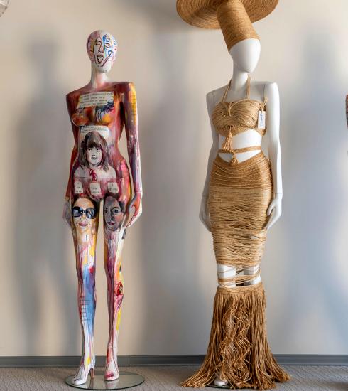 Brussels City Dolls : quand des artistes transforment des mannequins d'étalage en œuvres
