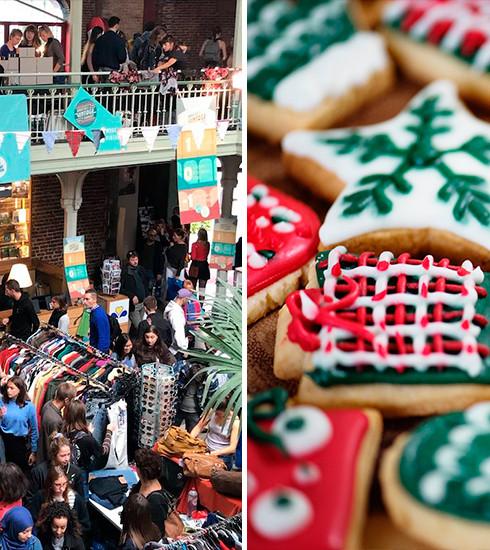 Le Christmas Designers Market : un marché vintage consacré aux fêtes de fin d'année
