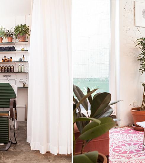 Testé pour vous : Clément, le salon de coiffure 100% naturel et confidentiel à Bruxelles