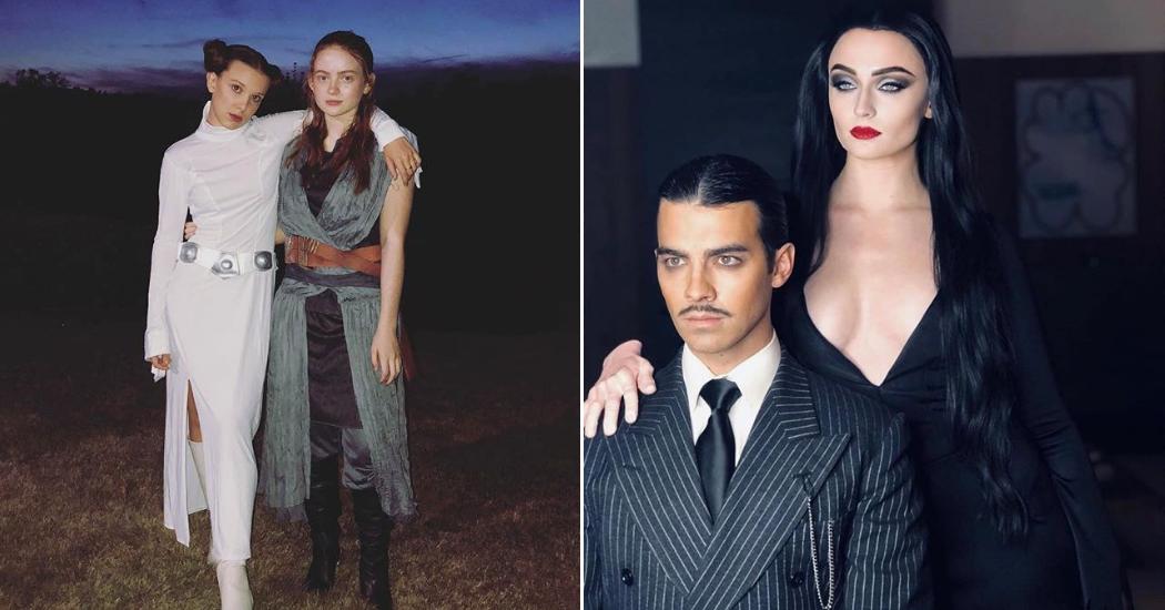 Halloween : les meilleurs déguisements de stars aperçus sur Instagram