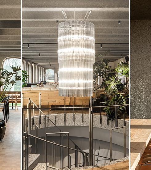Fosbury & Sons : le coworking le plus design et luxueux de Bruxelles