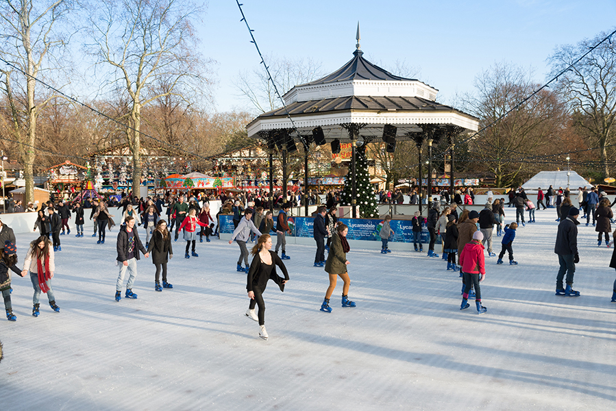 Londres en novembre